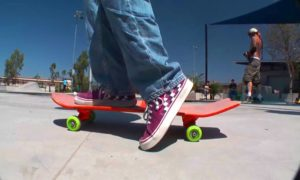 Five Steps on How to Turn On a Skateboard