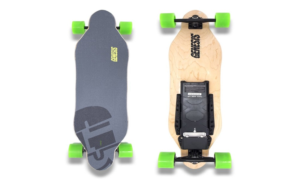 Genesis Tomahawk Electric Skateboard Review